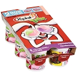 Yoplait Trix Yogurt Watermelon & Strawberry 4 oz ea - 6 ct  24 OZ PKG