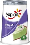 Yoplait Whips Yogurt Key Lime Pie  4 OZ CUP