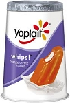 Yoplait Whips Yogurt Orange Cream  4 OZ CUP
