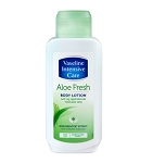 Vaseline Intensive Care Aloe & Naturals Lotion  11 OZ BTL
