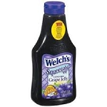 Welch's Concord Grape Jelly Squeezable  18 OZ JAR